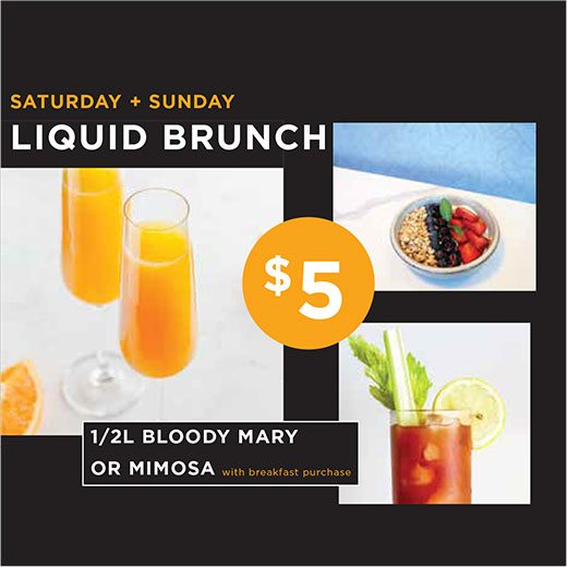 Liquid Brunch